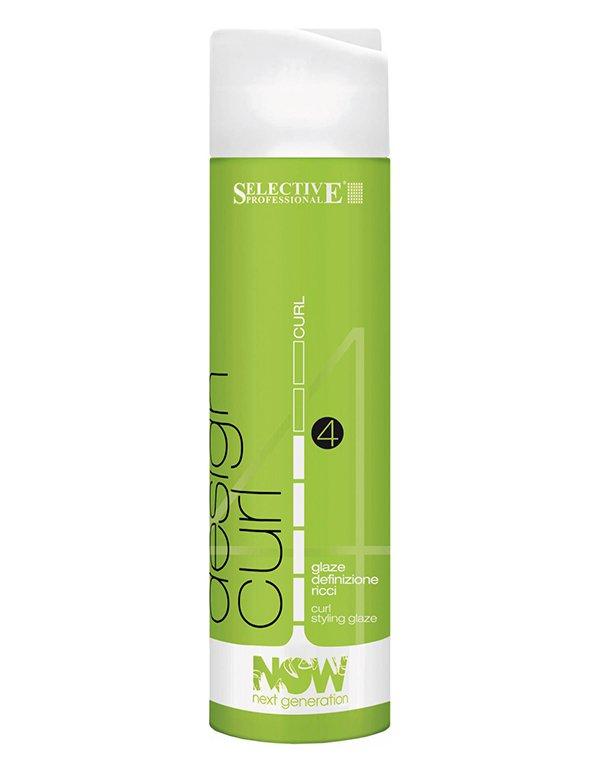 Сыворотка, флюид SelectiveФлюид для волос<br>Жидкость для моделирования локонов Design Curl позволяет воссоздать эффект натуральной эластичности. Средство легко выделяет пряди, разглаживает сильно вьющиеся волосы, насыщает естественным блеском. Отлично дополняет укладку феном, бигуди или диффузором.<br><br>Бренды: Selective<br>Вид товара: Сыворотка, флюид<br>Область ухода: Волосы<br>Назначение: Стайлинг, Для завивки<br>Тип кожи, волос: Осветленные, мелированные, Окрашенные, Вьющиеся, Сухие, поврежденные, Жирные, Нормальные, Тонкие<br>Косметическая линия: NOW NEXT GENERATION Линия для укладки волос