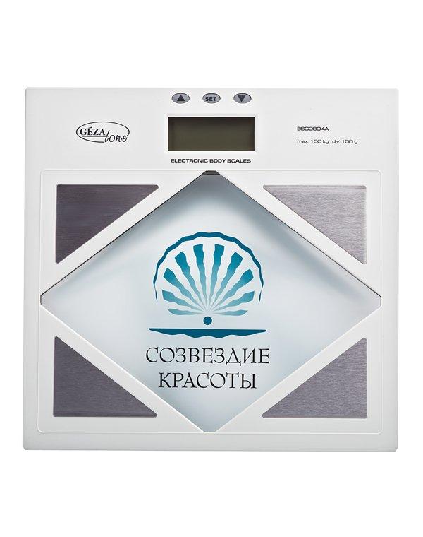 Электронные весы напольные с анализатором жира и воды Gezatone ESG2804АЭлектронные весы<br>Электронные весы Созвездие Красоты имеют стильный дизайн, непревзойденную точность вычислений, а также снабжены функцией расчета процентного содержания воды и жира в организме.<br>
