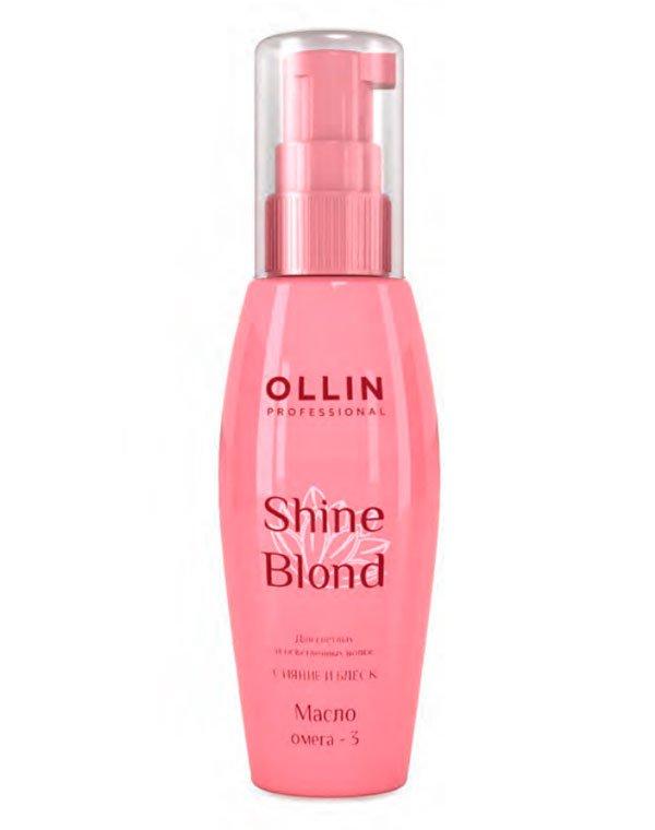 Масло для волос OllinМасла от секущихся кончиков<br>Эффективно борется с сухостью волос и кожи головы, возвращает локонам блеск и жизненный тонус.<br><br>Бренды: Ollin<br>Вид товара: Масло для волос<br>Область ухода: Волосы<br>Назначение: Стайлинг, Для секущихся кончиков<br>Тип кожи, волос: Осветленные, мелированные, Окрашенные, Вьющиеся, Сухие, поврежденные, Нормальные, Тонкие<br>Косметическая линия: Линия Shine Blond для блондированных волос
