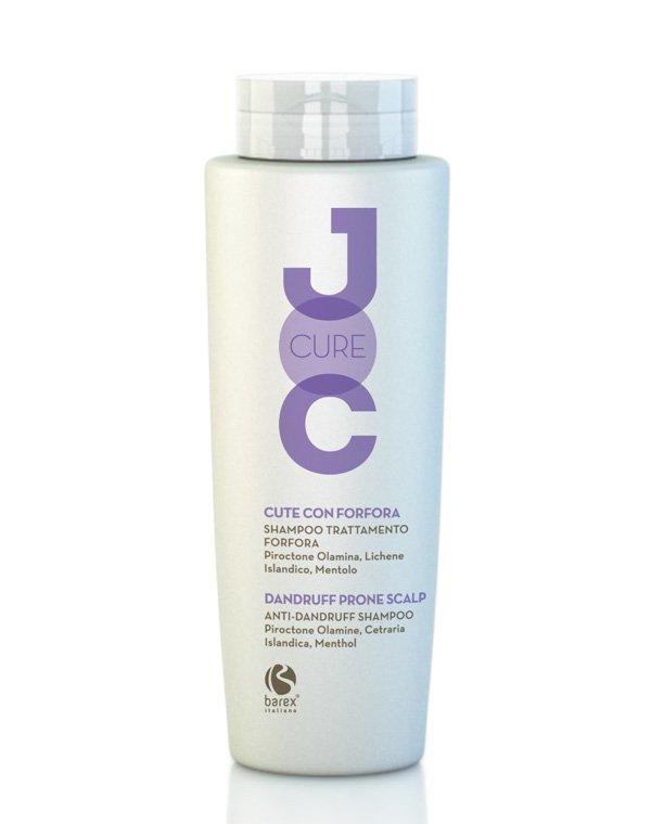 Шампунь BarexШампуни для лечения волос<br>Шампунь поможет быстро избавиться от перхоти, оказывая бережное воздействие на кожные покровы головы.<br><br>Бренды: Barex<br>Вид товара: Шампунь<br>Область ухода: Голова, Волосы<br>Назначение: Восстановление волос, Органический уход<br>Тип кожи, волос: Осветленные, мелированные, Окрашенные, Вьющиеся, Сухие, поврежденные, Жирные, Нормальные, Тонкие<br>Косметическая линия: Joc cure Линия для решения проблем кожи головы<br>Объем мл: 1000