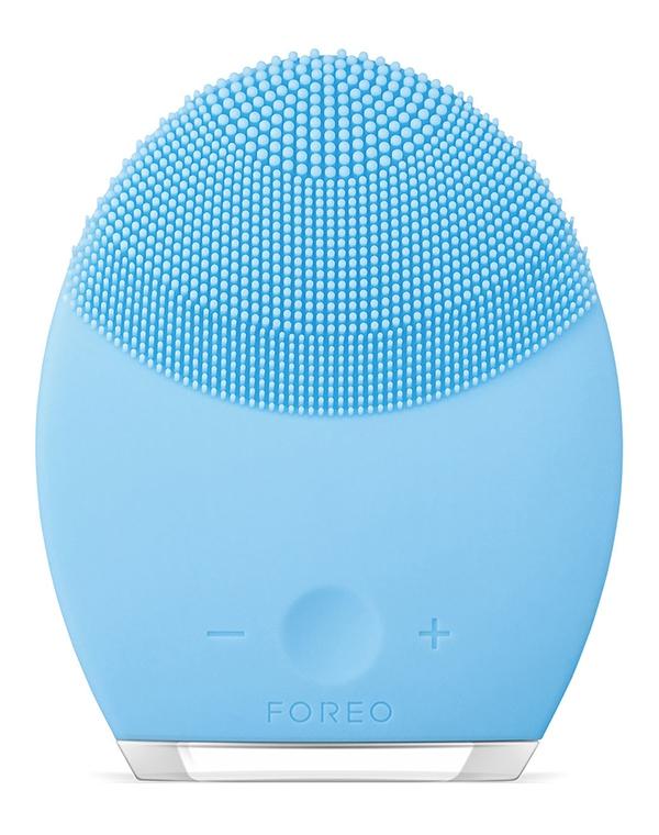 Персонализированная щётка для чистки лица и антивозрастного массажа LUNA 2 Foreo фото