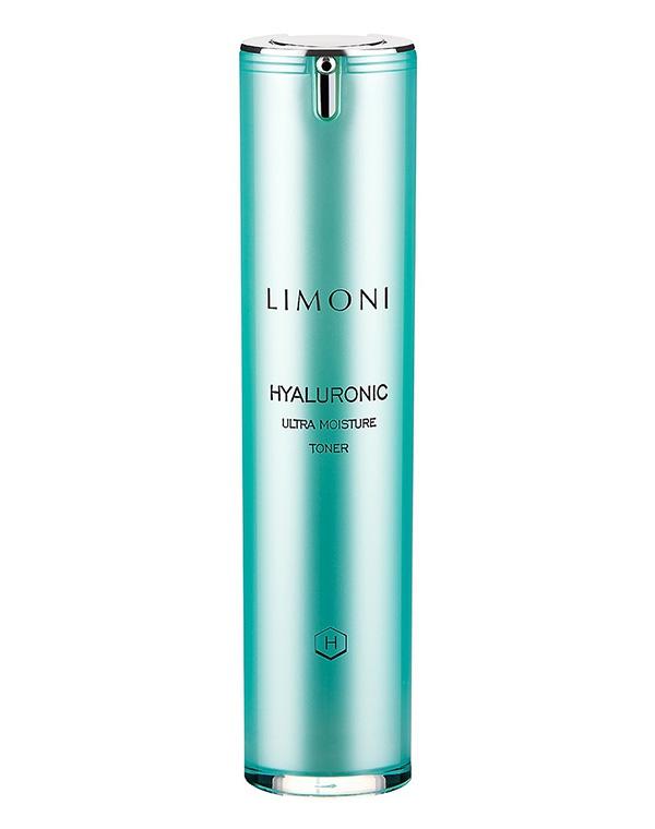 Ультраувлажняющий тонер с гиалуроновой кислотой Hyaluronic Ultra Moisture Toner Limoni, 50 мл by terry помада бальзам с гиалуроновой кислотой hyaluronic sheer rouge 12 be red 3gr