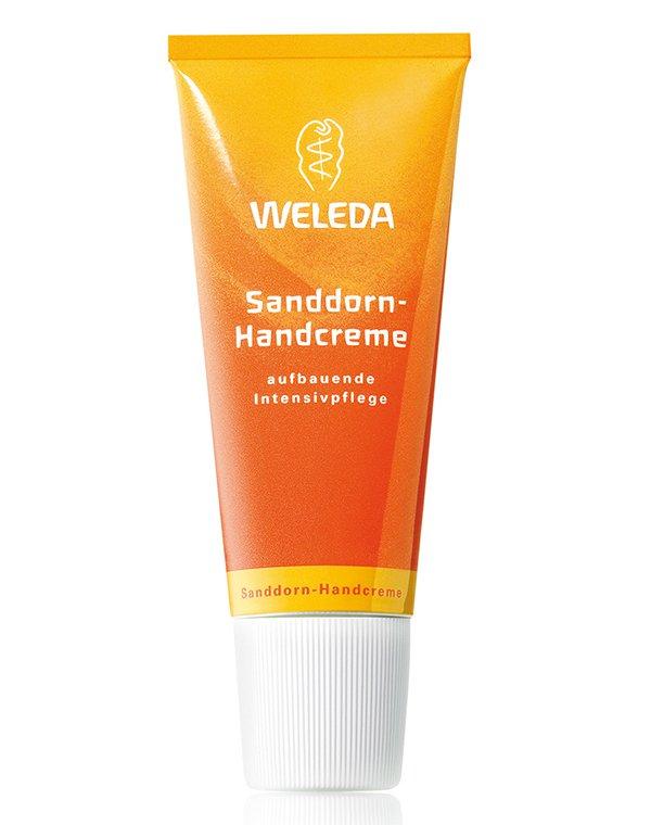 Крем Weleda Облепиховый питательный крем для рук, Weleda siberina крем для рук питательный для сухой кожи cr 13 sib