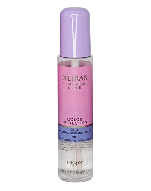 Купить Маска Dikson, Масло для окрашенных волос Keiras color protection, Dikson, 100 мл