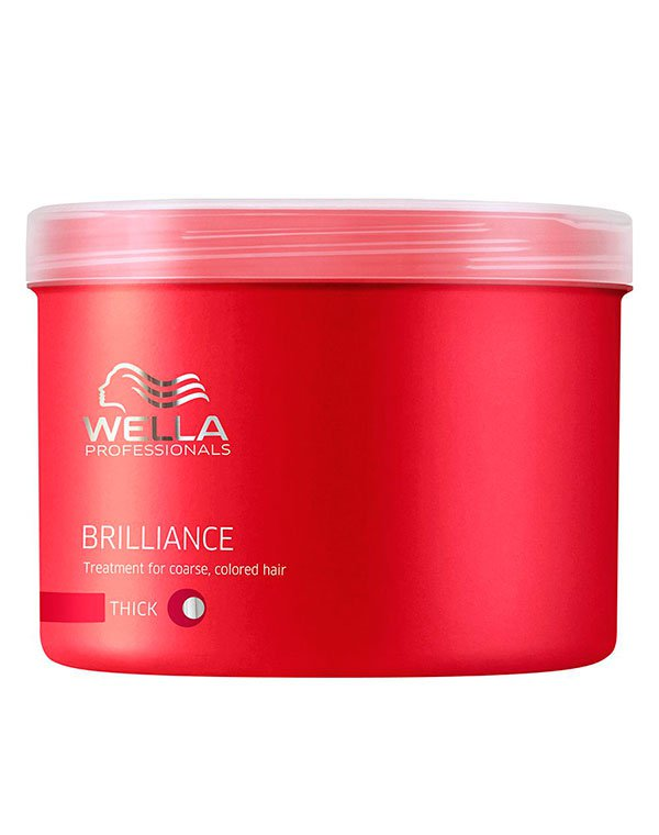 Маска для волос Wella Professional Маска для окрашенных жестких волос Wella