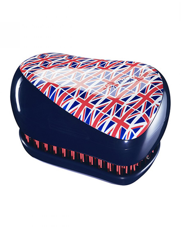 Купить Щетка, расческа Tangle Teezer, Расческа Compact Styler Cool Britannia, Tangle Teezer
