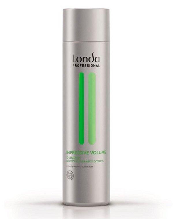 Шампунь Londa ProfessionalШампуни для сухих волос<br>Шампунь очистит истонченные локоны, придаст им объема и пышности.<br><br>Бренды: Londa Professional<br>Вид товара: Шампунь<br>Область ухода: Волосы<br>Назначение: Для объема<br>Тип кожи, волос: Осветленные, мелированные, Окрашенные, Сухие, поврежденные, Тонкие<br>Косметическая линия: Линия Impressive Volume для придания объёма