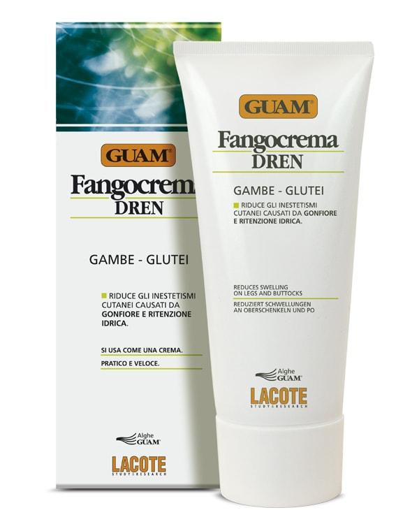 Крем антицеллюлитный с дренажным эффектом, GUAM, 200 мл крем антицеллюлитный для массажа guam 250 мл