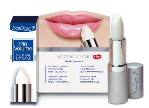 Средство для ухода за губами Inca Rose  Piu Volume Plus Neutral Lip Care 4 мл Созвездие Красоты 998.000