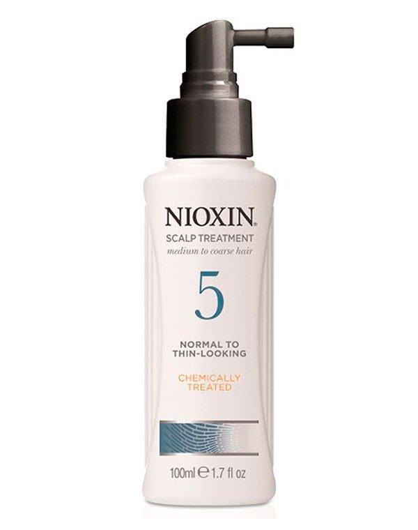 Маска питательная система 5 Nioxin - Средства от выпадения волос