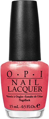 "Лак для ногтей OPI  ""My Adress Is ""Hollywood"""", 15 ml 1"