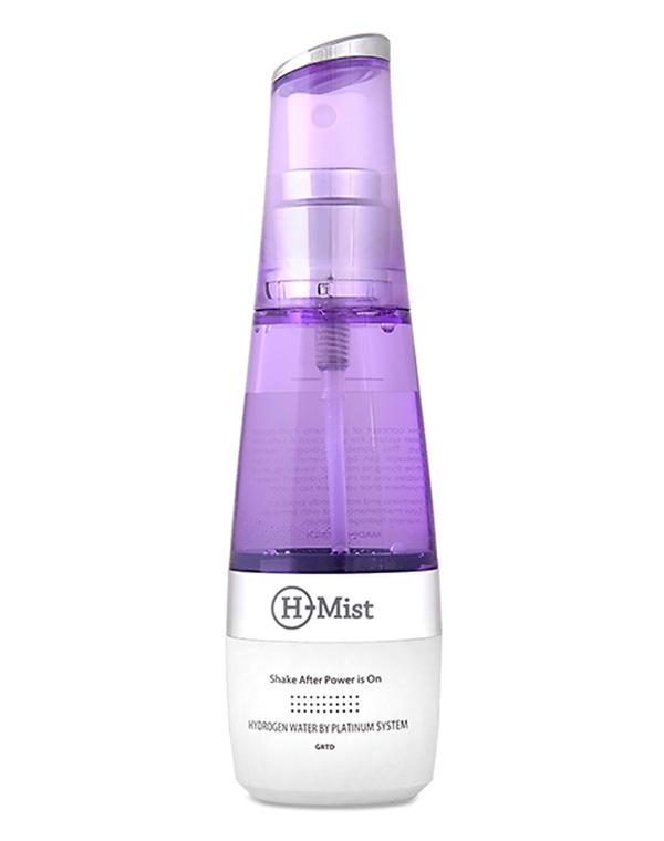Купить Массажер, аппарат Greentech, Платиновый водородный спрей для лица H-mist GreenTech