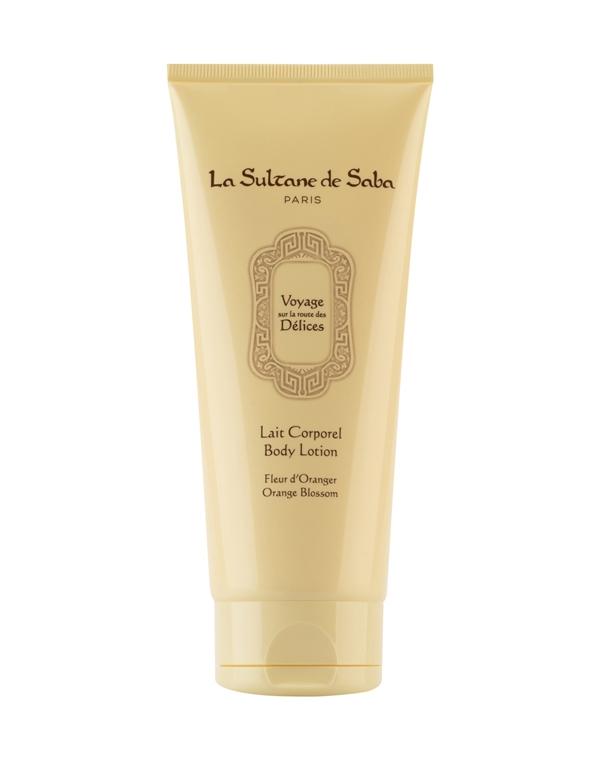 Купить Тоник, лосьон La Sultane De Saba, Лосьон для тела Цветы апельсина 200мл La Sultane De Saba
