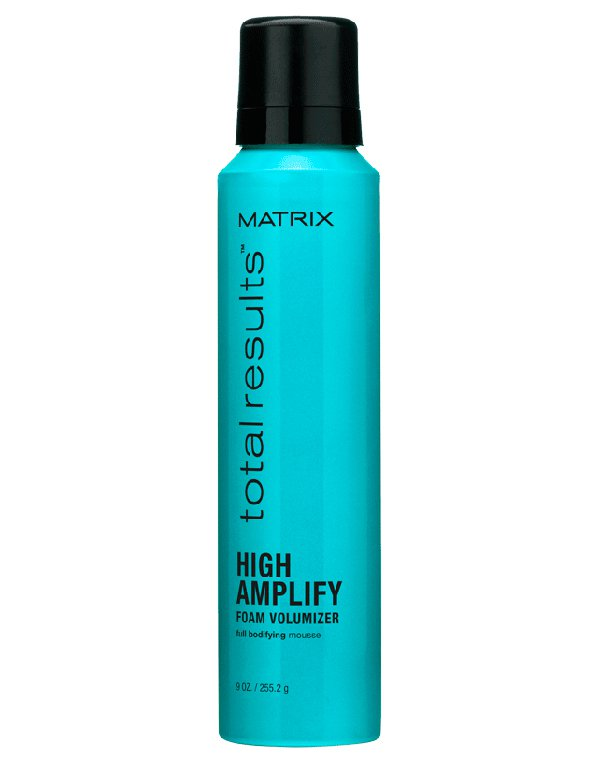 Мусс для придания объема High Amplify Foam Volumizer MatrixМусс для волос<br>Бережно приподнимает ослабленные волосы у корней, обеспечивая их стабильным объемом до 24 часов. Не склеивает пряди и не утяжеляет их.<br><br>Бренды: Matrix<br>Вид товара: Спрей, мусс<br>Область ухода: Волосы<br>Назначение: Стайлинг, Для объема<br>Тип кожи, волос: Осветленные, мелированные, Окрашенные, Сухие, поврежденные, Тонкие<br>Косметическая линия: Линия Total Results High Amplify для придания объема волосам