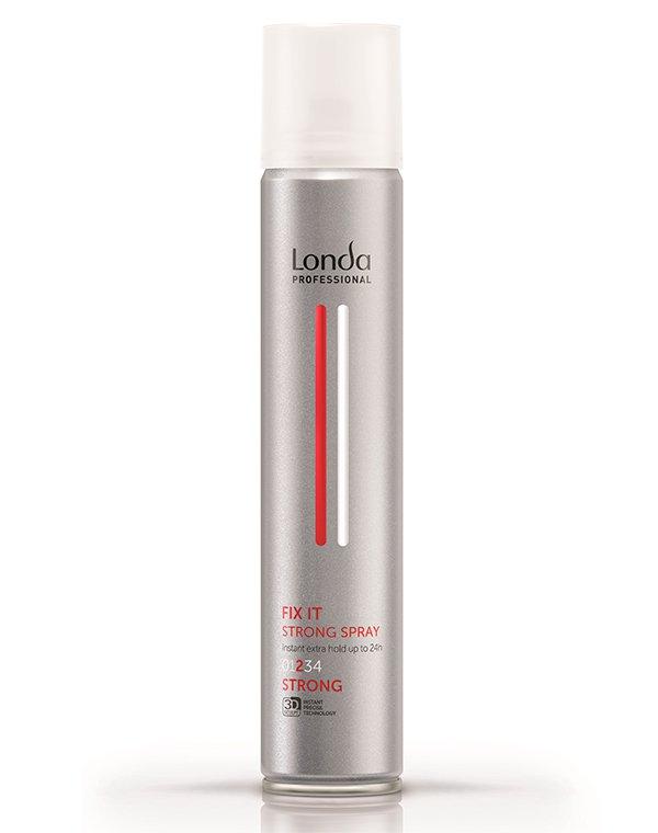 Спрей, мусс Londa Professional Лак для волос сильной фиксации Finish fix it Londa londa styling fix лак для волос сильной фиксации 500 мл