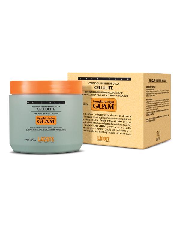 Купить Маска GUAM, Маска антицеллюлитная с разогревающим эффектом, GUAM