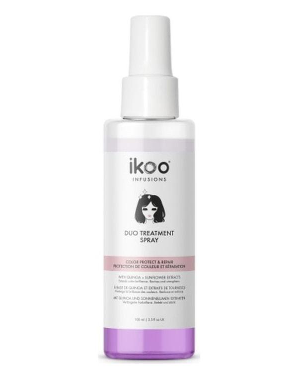 Спрей Защита цвета и восстановление Duo Treatment Spray, IKOO, 100 мл фото
