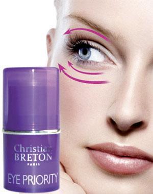 Бальзам Christian Breton Стик Christian Breton для контура глаз разглаживающий, 3г, Paris