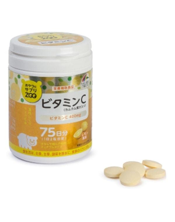 Биологически активная добавка к пище Юнимат ZOO-Витамин С, Такем, 150 шт фото