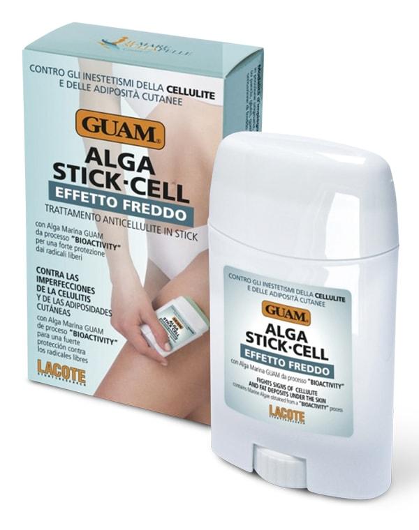 Купить Сыворотка, концентрат GUAM, Антицеллюлитный стик с охлаждающим эффектом, GUAM, 75 мл