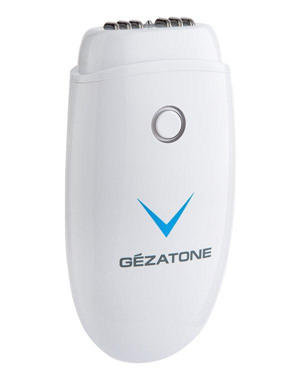 Аппарат для RF лифтинга лица m1603 GezatoneТрехмерное омоложение кожи и стимуляция выработки собственного коллагена и эластина в домашних условиях с помощью высокочастотных радиоволн. Максимально эффективная, безопасная и доступная технология!<br><br>Бренды: GEZATONE<br>Вид товара: Массажер, аппарат<br>Область ухода: Лицо, Шея и подбородок<br>Назначение: Коррекция морщин и лифтинг, Интенсивный уход, Массаж лица<br>Тип кожи, волос: Сухая, Увядающая, Жирная и комбинированная, Нормальная, Чувствительная, С куперозом<br>Возрастная группа: Более 40, До 40<br>Метод воздействия: РФ Лифтинг