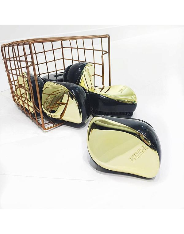 Щетка, расческа Tangle Teezer Расческа Tangle Teezer Compact Styler Gold Rush