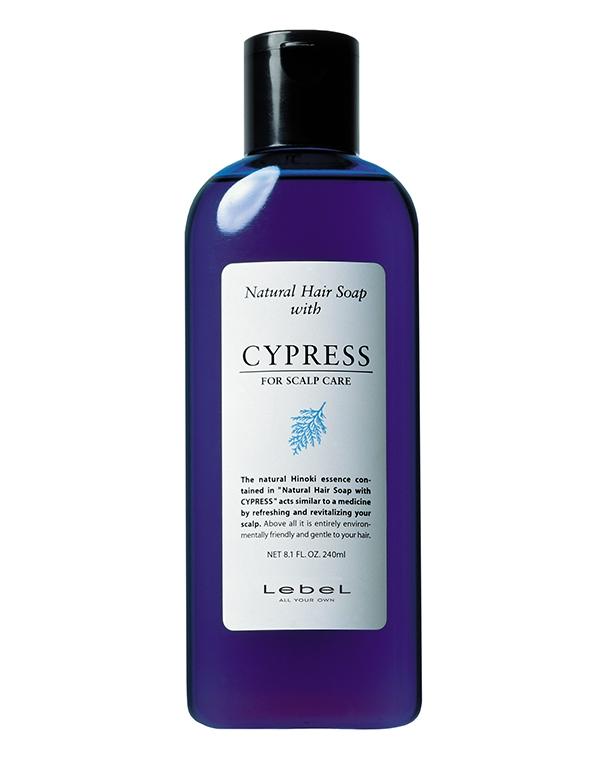 Шампунь Lebel Шампунь для волос Nhs Cypress, Lebel шампунь