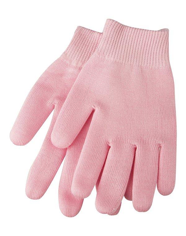Перчатки увлажняющие GelSmart с экстрактом розы - Косметика для рук и ног
