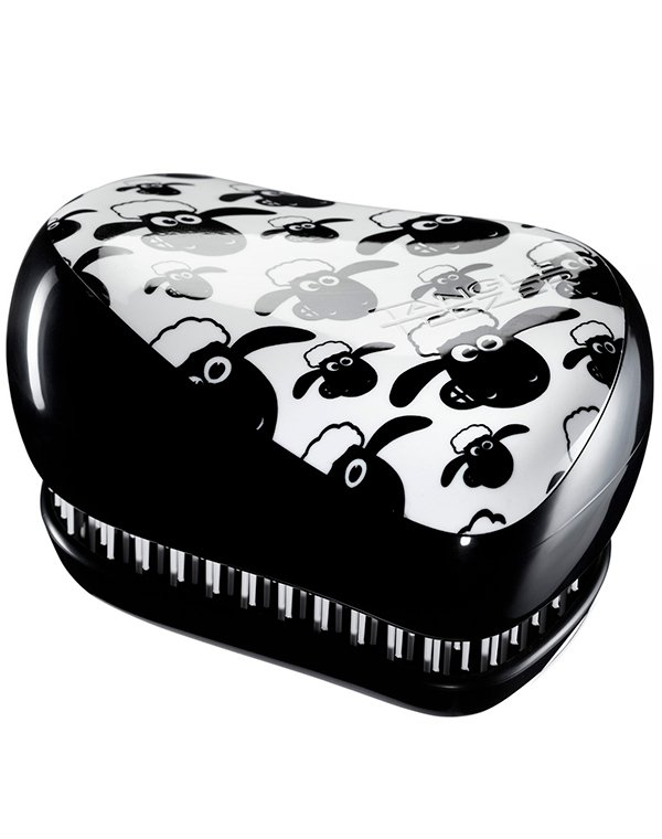 Щетка, расческа Tangle Teezer Расческа Tangle Teezer Compact Styler Shaun The Sheep keyboard case with touch panel for onda v919 3g air windows 10 tablet pc z3736f onda v919 windows 10 onda v919 4g keyboard