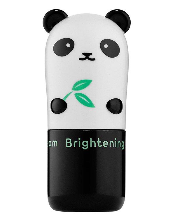 Осветляющая база для области вокруг глаз Pandas Dream Brightening Eye Base, Tony MolyДекоративная косметика для глаз<br>База для глаз сделает взгляд выразительным и сексуальным. Она прекрасно осветляет темные области под глазами, корректирует небольшие мимические морщинки, улучшает структуру дермы.<br><br>Бренды: Tony Moly<br>Вид товара: Тональные средства<br>Область ухода: Вокруг глаз<br>Назначение: Ежедневный уход<br>Тип кожи, волос: Сухая, Увядающая, Жирная и комбинированная, Нормальная, Чувствительная, С куперозом<br>Возрастная группа: Более 40, До 30, До 40