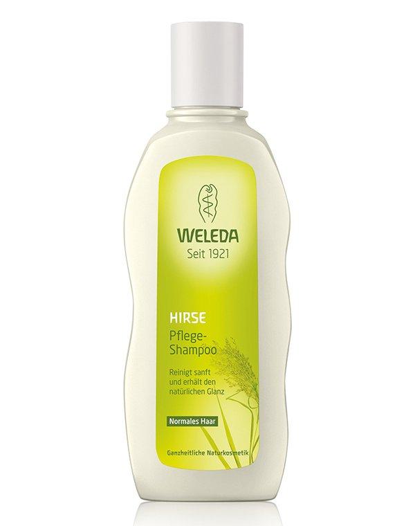 Шампунь Weleda Шампунь с просом для нормальных волос, Weleda здоровье и красота шампунь для нормальных волос