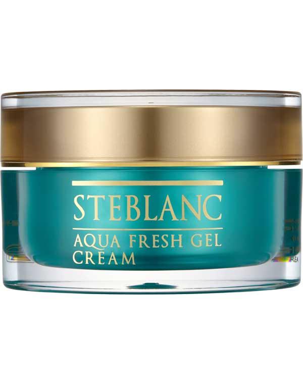 Увлажняющий крем-гель для лица Aqua Fresh Gel Cream Steblanc