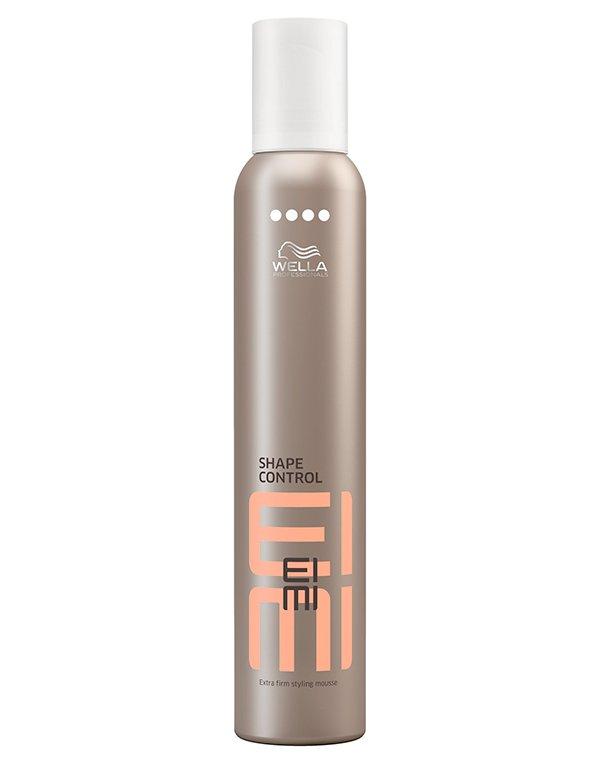 Пена для укладки экстрасильной фиксации Shape Control WellaСредства для укладки волос<br>Длительная и надежная фиксация воздушных локонов, без эффекта утяжеления.<br><br>Бренды: Wella Professional<br>Вид товара: Спрей, мусс<br>Область ухода: Волосы<br>Назначение: Стайлинг<br>Тип кожи, волос: Осветленные, мелированные, Окрашенные, Вьющиеся, Сухие, поврежденные, Нормальные, Тонкие<br>Косметическая линия: Линия Wella Eimi стайлинга