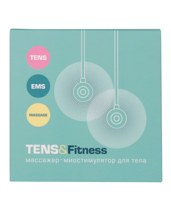 TENS-массажер - миостимулятор Biolift TENS&Fitness, Gezatone массажер gezatone m1605 массажер для ухода за кожей лица m1605