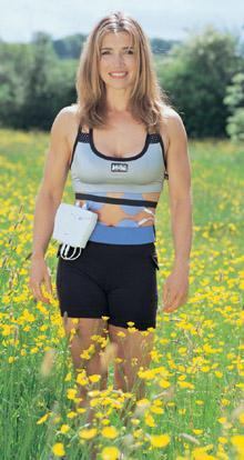 Миостимулятор для тела и бюста Rio Compact 4 Plus (модель для женщин) от Созвездие Красоты