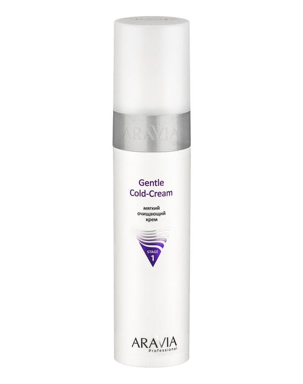 Купить Крем, бальзам Aravia, Мягкий очищающий крем Gentle Cold-Cream, ARAVIA Professional, 250 мл
