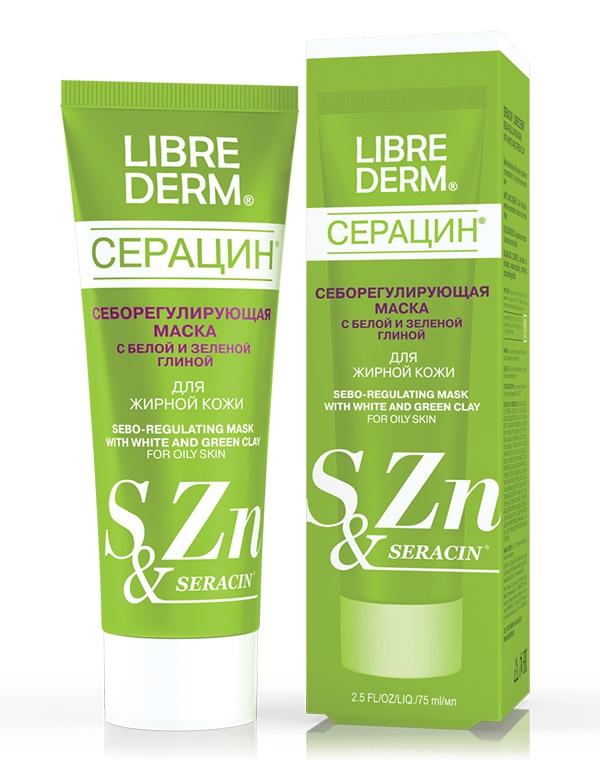 Маска LibredermМаски для проблемной кожи и от прыщей<br>Маска для жирной и проблемной кожи лица. Устраняет жирный блеск, сужает поры, уменьшает акне и воспаления на коже.<br><br>Бренды: Librederm<br>Вид товара: Маска<br>Область ухода: Лицо<br>Назначение: Противовоспалительное<br>Тип кожи, волос: Жирная и комбинированная<br>Возрастная группа: Более 40, До 30, До 40<br>Косметическая линия: Линия Пантенол
