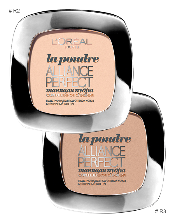 Пудра для лица ALLIANCE PERFECT, LOREAL loreal alliance perfect premium пудра для лица тон d3
