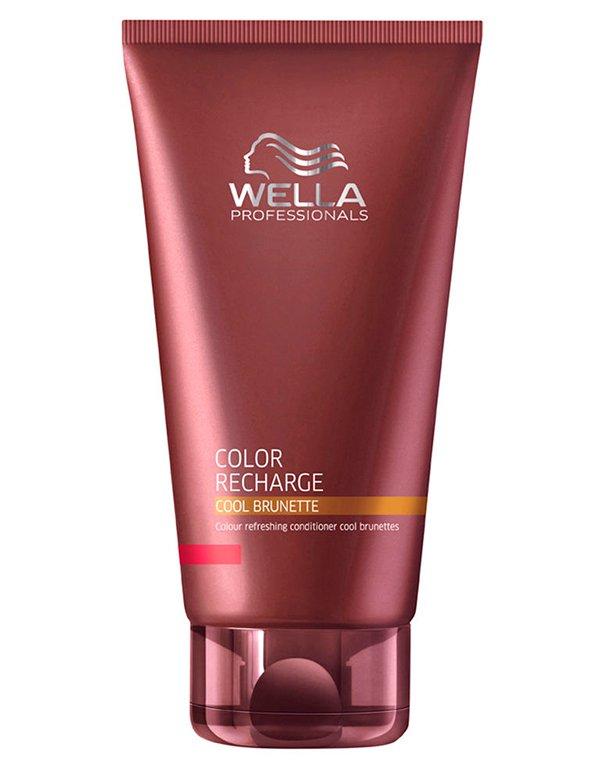 Бальзам для освежения цвета холодных коричневых оттенков WellaБальзамы для окрашеных волос<br>Бальзам защищает цвет от вымывания, делает его более интенсивным, восстанавливает структуру волос.<br><br>Бренды: Wella Professional<br>Вид товара: Кондиционер, бальзам<br>Область ухода: Волосы<br>Назначение: Защита цвета, Тонирование<br>Тип кожи, волос: Окрашенные<br>Косметическая линия: Линия Wella Color Recharge оттеночная для волос