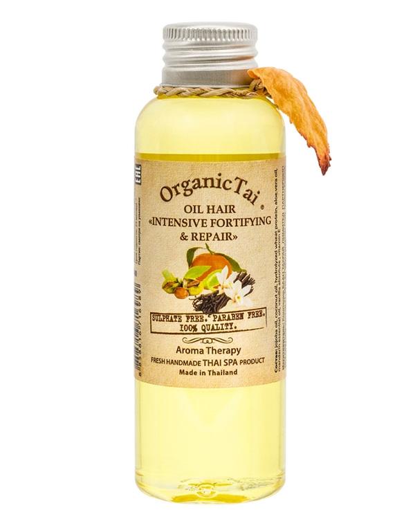 Масло для волос Organic Tai - Профессиональная косметика для волос