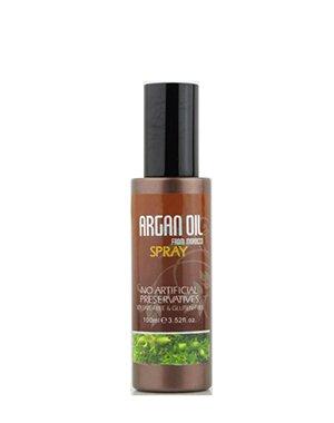 Спрей для волос «Блеск и Защита» NUSPA, Morocco Argan Oil, 100 мл