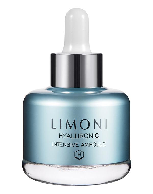 Сыворотка для лица суперувлажняющая с гиалуроновой кислотой Hyaluronic Ultra Moisture Ampoule Limoni, 25 мл