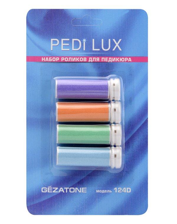 Комплект сменных роликов для роликовой пилки Pedi SPA 124 D Gezatone - Роликовые пилки для ног