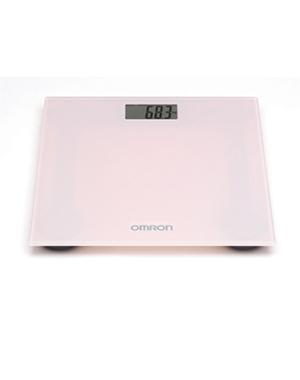 Весы персональные цифровые HN-289 (HN-289-EPK) розовые, OMRON