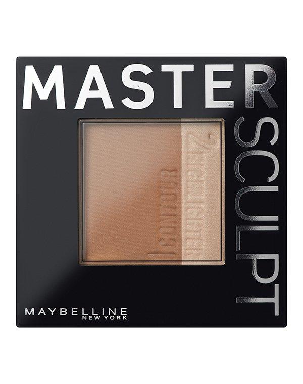 Пудра Master Sculpt, MAYBELLINEДекоративная косметика для лица<br>Пудра для скульптурирования лица. В комплекте затемняющая пудра, хайлайтер и кисть для растушевки.<br><br>Бренды: MAYBELLINE<br>Вид товара: Тональные средства<br>Область ухода: Лицо<br>Назначение: Ежедневный уход<br>Тип кожи, волос: Сухая, Увядающая, Жирная и комбинированная, Нормальная, Чувствительная, С куперозом<br>Возрастная группа: Более 40, До 30, До 40