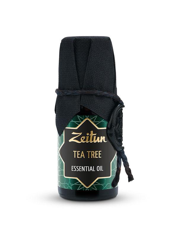 Масло эфирное Чайное дерево Zeitun