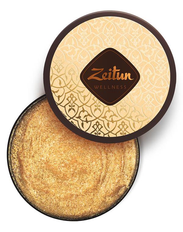 Фото - Скраб для тела сияющий Ритуал восстановления с органическим маслом арганы Zeitun zeitun скраб для тела 4
