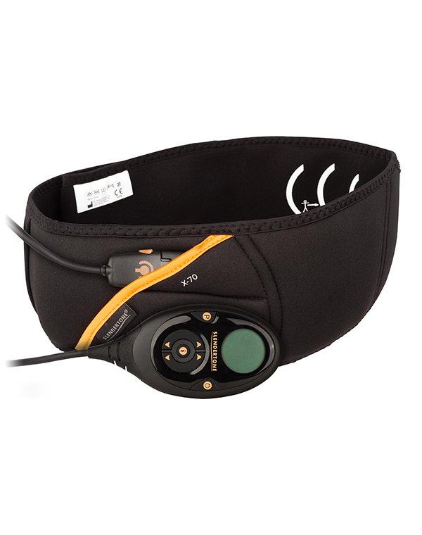 Пояс-миостимулятор ABS 7 для женщин, Slendertone