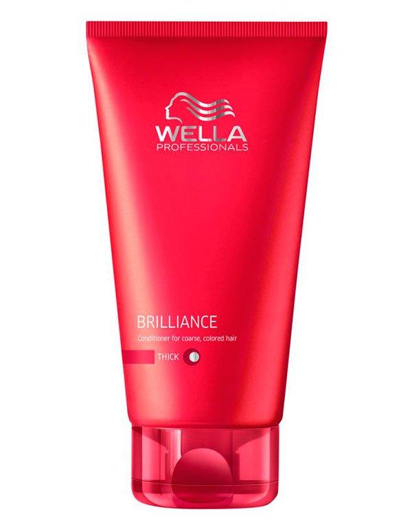 Кондиционер, бальзам Wella ProfessionalБальзамы для окрашеных волос<br>Бальзам смягчает жесткие и непослушные волосы, придавая им шелковистость и естественный блеск.<br><br>Бренды: Wella Professional<br>Вид товара: Кондиционер, бальзам<br>Область ухода: Волосы<br>Назначение: Увлажнение и питание, Защита цвета<br>Тип кожи, волос: Окрашенные, Осветленные, мелированные<br>Косметическая линия: Линия Wella Brilliance Line для окрашенных волос<br>Объем мл: 1000
