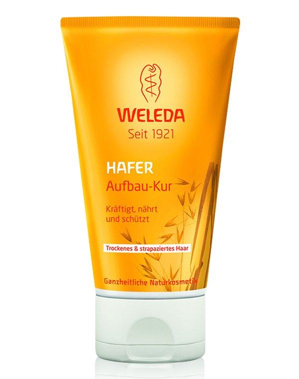 Маска для волос Weleda - Профессиональная косметика для волос